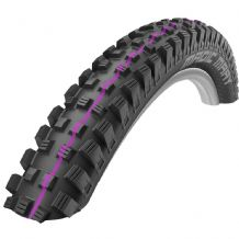 SCHWALBE MAGIC MARY ADDIC DOWNHILL ULTRA SOFT TYRE - FOLDING